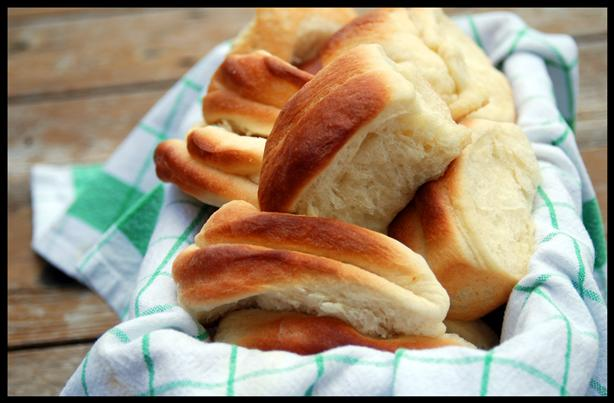 Parker House Rolls (Bread Machine Version)
