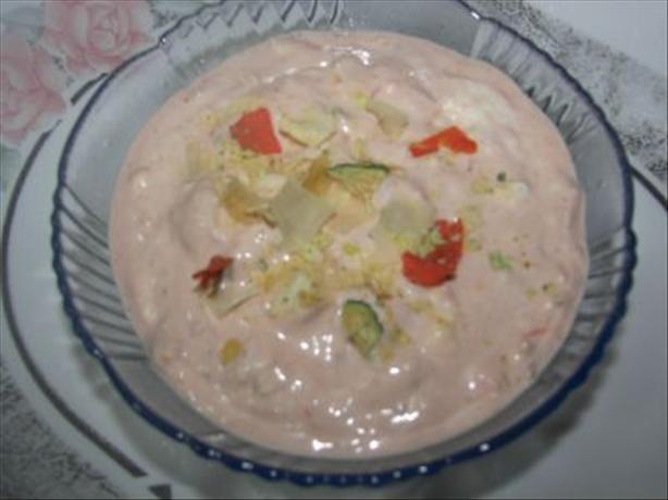 Creamy Mexican Dip
