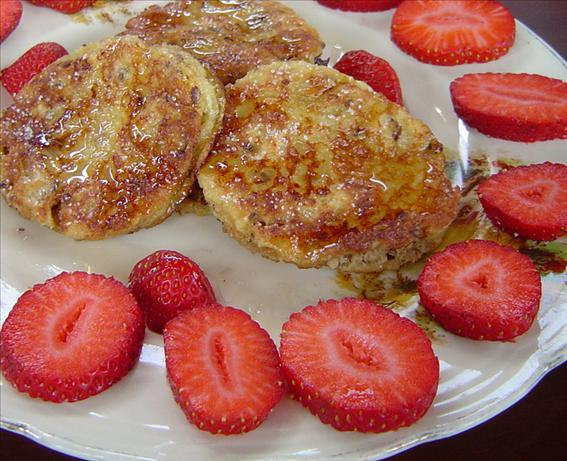 French Toast (Or Eggy Bread)