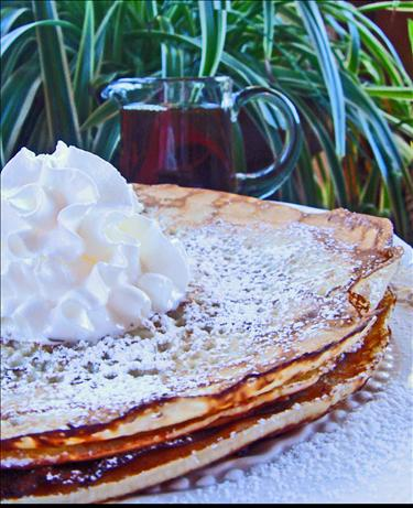 Real Swedish Pancakes (Pannkakor)