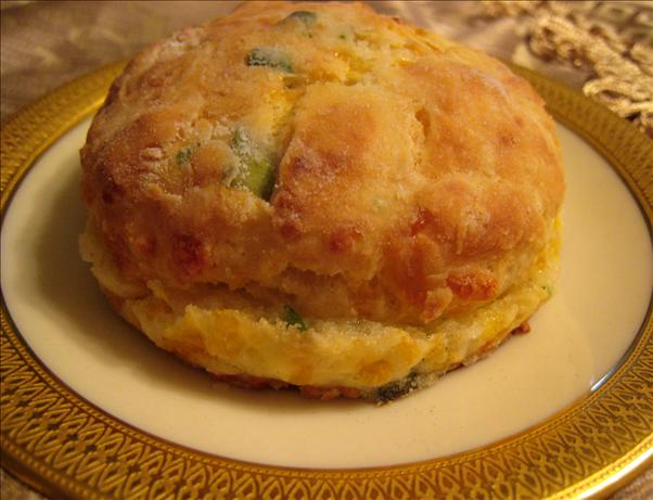 Cheddar & Green Onion Biscuits