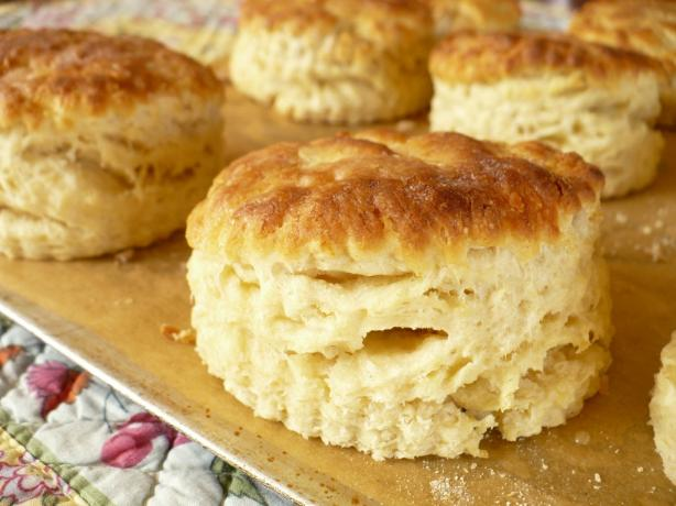 Savory Cheese and Herb Biscuits