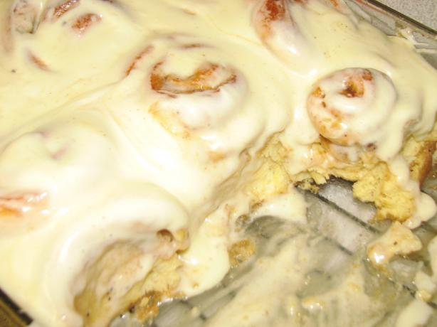Copycat Cinnabon' for the Bread Machine
