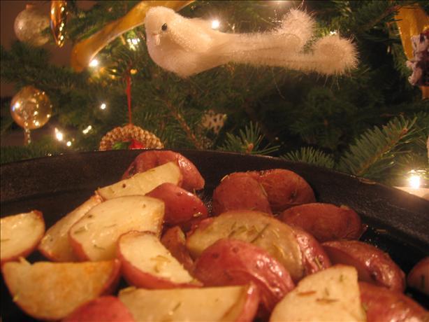 Les Petits Pomme De Terre Roasted Fingerling Potatoes