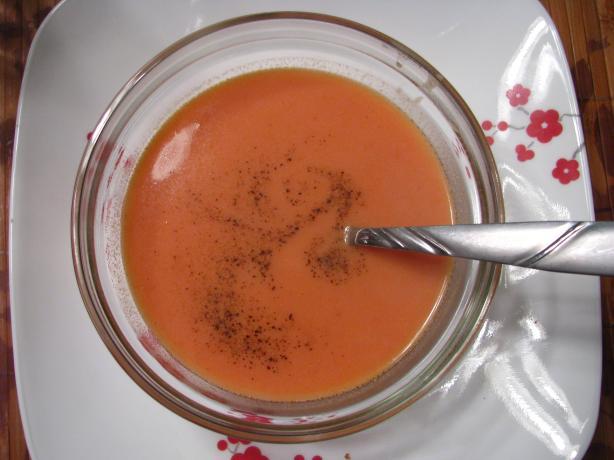 Easy Cream of Tomato Soup