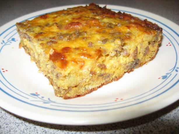 Country Club Eggs- a Great Make Ahead Breakfast Casserole