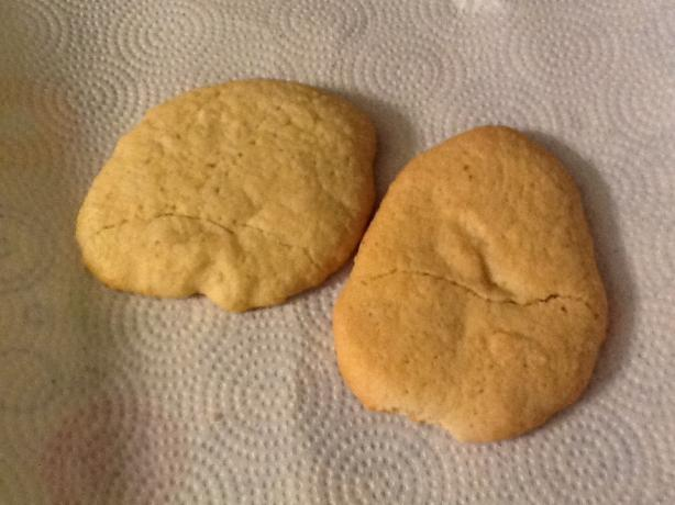 Southern Tea Cookies
