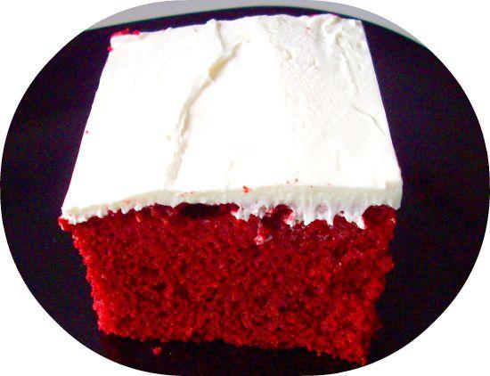 Red Velvet Cake (More Chocolate Than Other Recipes)
