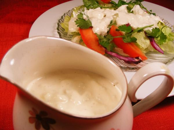 Maytag Blue Cheese Salad Dressing
