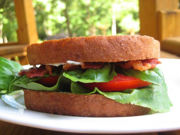 B B L T Sandwiches
