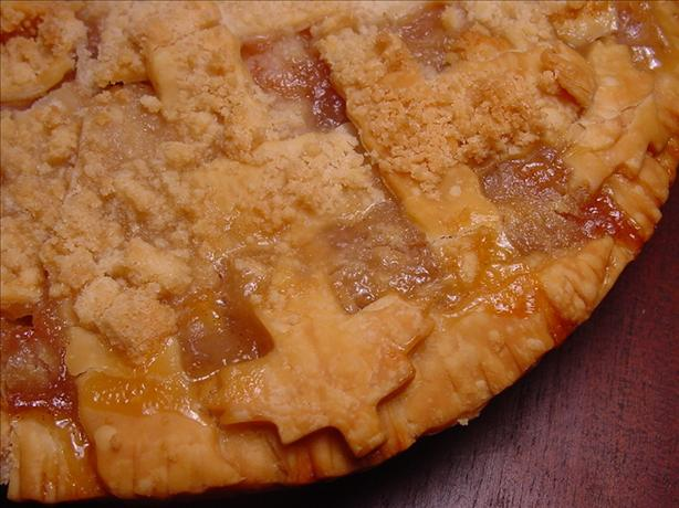 Crunch Top Apple Pie (Paula Deen)