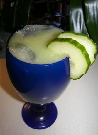 Cucumber Melon Cooler