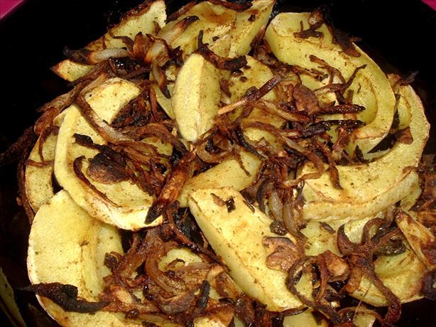 Bengali-Spiced Squash
