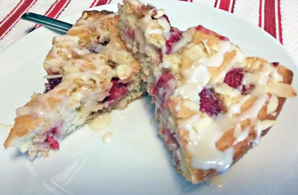 They Won't Know Raspberry Coffee Cake