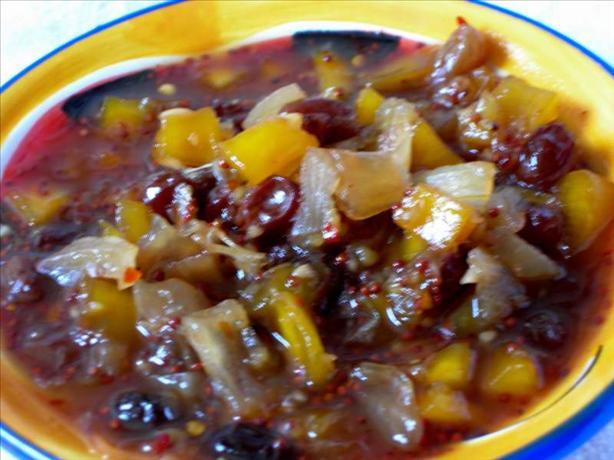 Traditional Mango Chutney