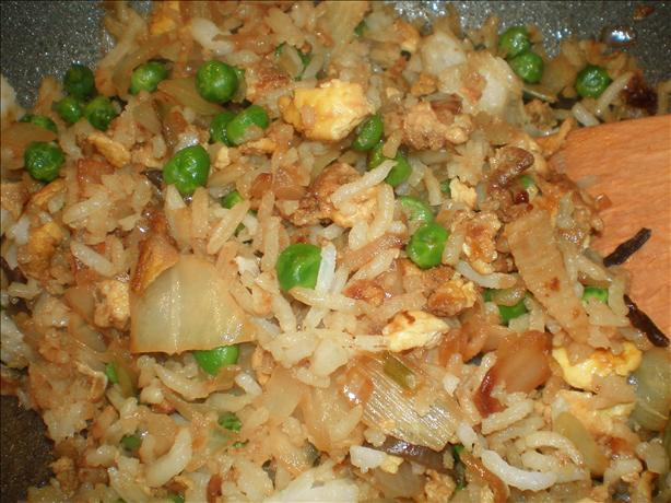 Trisha's Easy Fried Rice