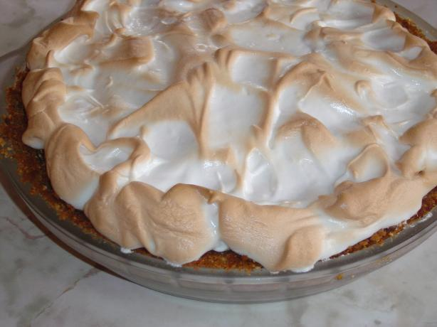 Uncle Bill's Graham and Vanilla Wafer Pie Crust