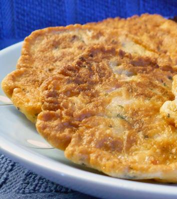 Spanish Tortillitas De Camarones (Shrimp Cakes)