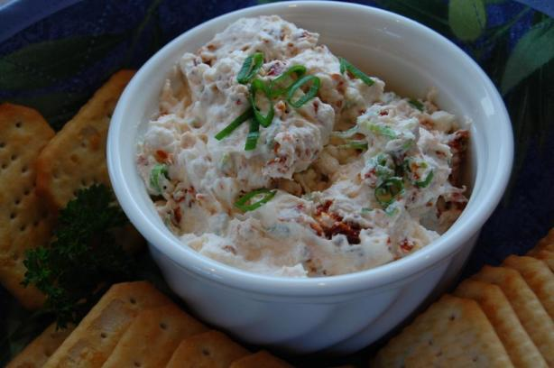 Sun-Dried Tomato & Garlic Dip