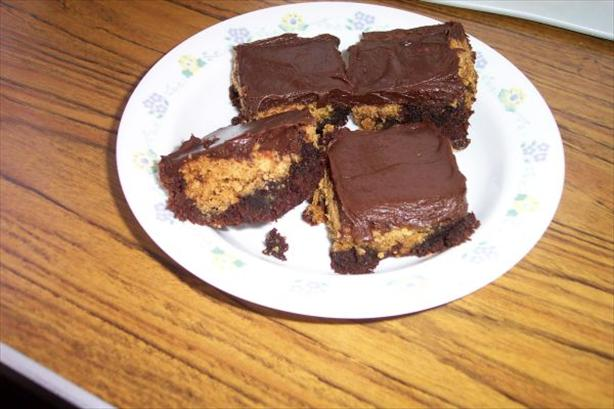 Delicious Chocolate Chip Cookie Dough Brownies