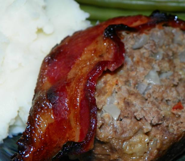 Bunkhouse Meatloaf