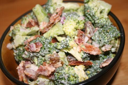Hope's Broccoli Salad