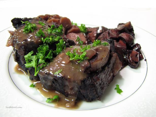 Zinfandel-Braised Beef Short Ribs
