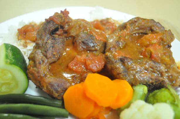 Ossobuco Al Forno - Baked Veal Shanks