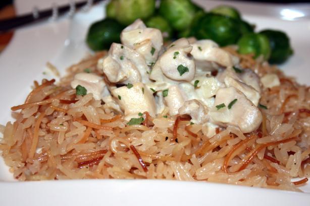 Rachael Ray's Rice Pilaf