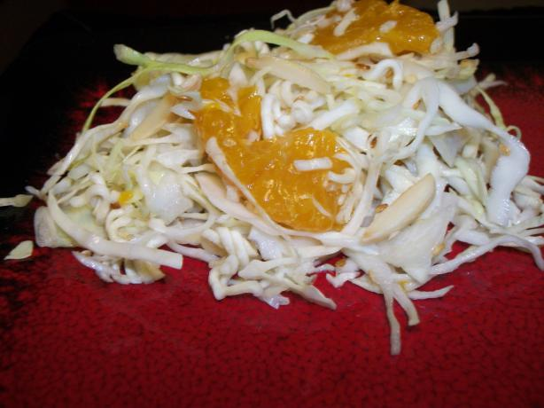 Weight Watchers Crunchy Chinese Coleslaw