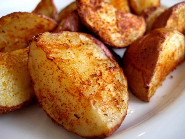 Way Too Easy Cajun Potatoes