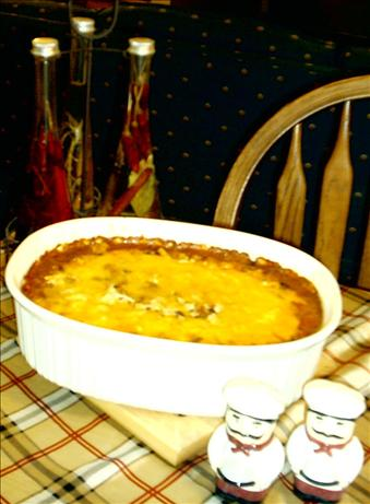 Mexican Casserole - Fast and Easy