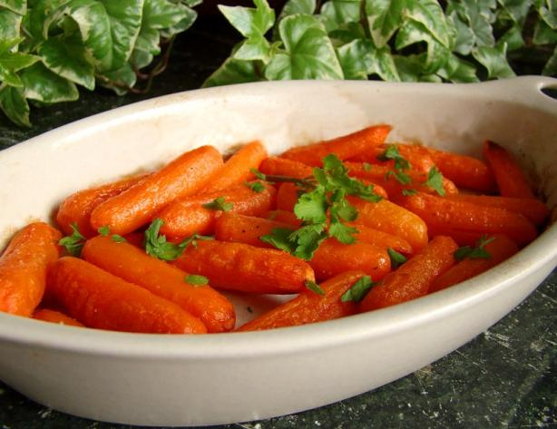 Ww Roasted Carrots