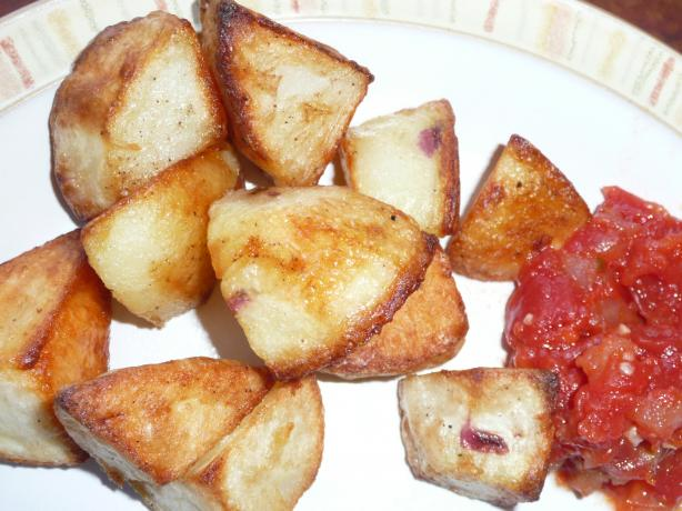 Potatoes With Spicy Tomato Sauce Tapas