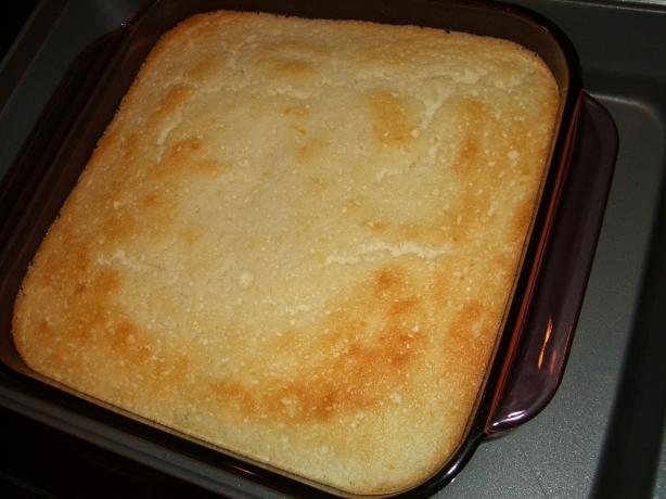 Lemon Buttermilk Pudding Cake