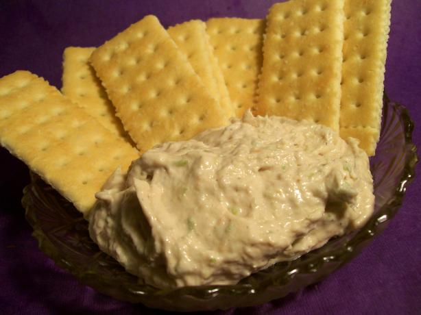 Healthy Smoked Salmon Spread