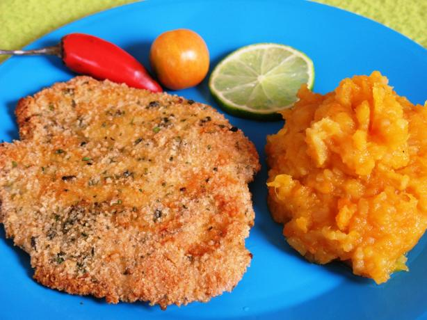 Herb Crusted Fish Fillets