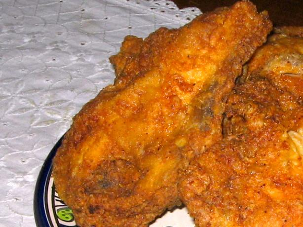 Hometown Buffet Fried Chicken (Copycat)