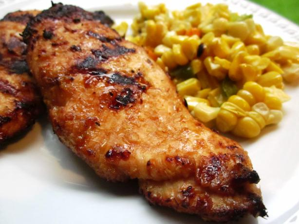 Marinade: Grilled Chicken With Lemongrass & Chilli