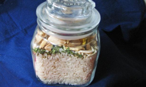 Almond Rice Mix