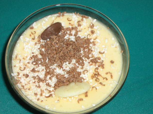 Huey's White Chocolate Mousse With Grand Marnier