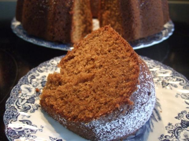 Coffee Spice Cake