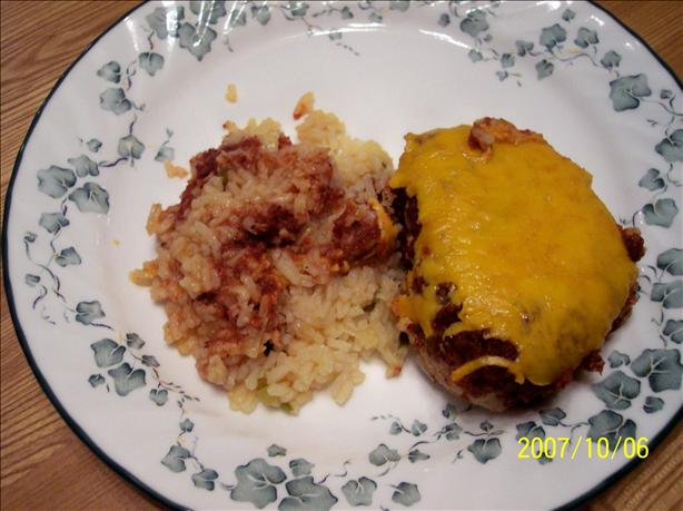 Mexican Pork Chops and Rice