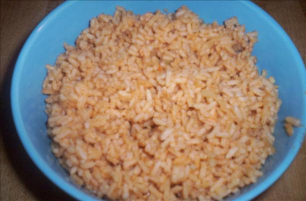Home-Style Mexican Rice
