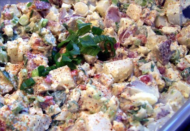 New Potato or Red Potato Salad ala Nita
