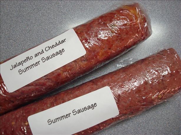 Homemade Summer Sausage Aka Salami