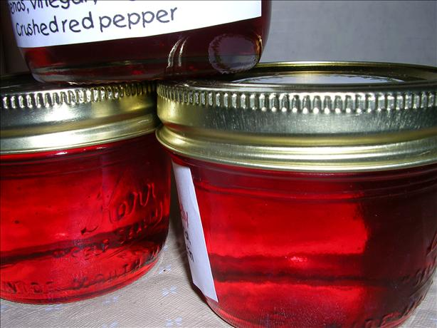Cranberry-Pepper Jelly (Hot)