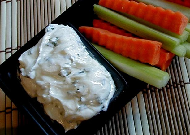 Goat Cheese and Herb Dip