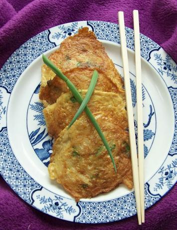 New Easy Egg Foo Young #5FIX