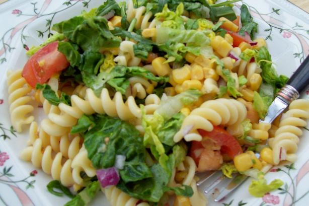 Spring is Finally Here Pasta Salad